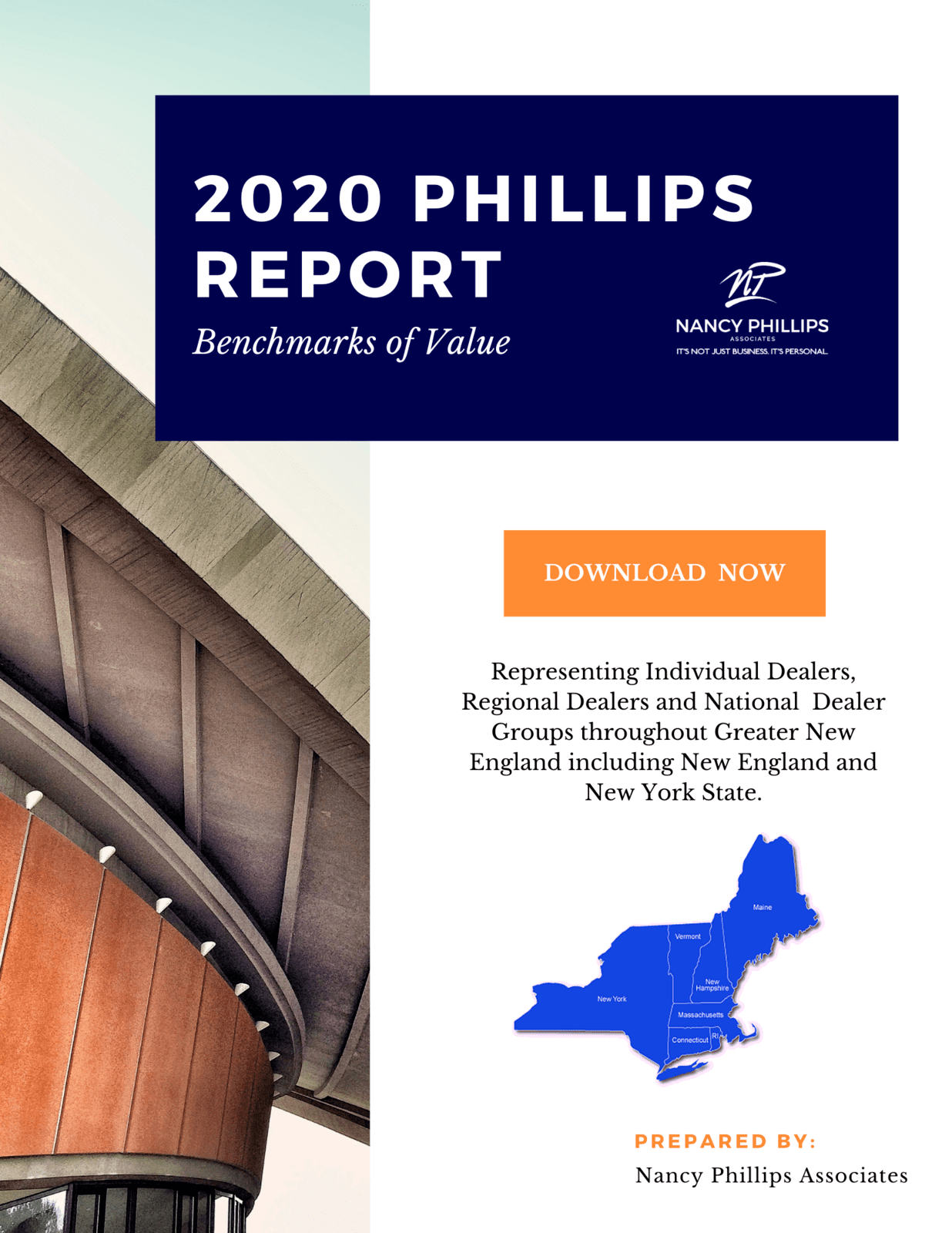 The Phillips Report - 2020 Dealership Values in Greater New England